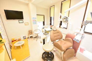 乳歯は虫歯になりやすい